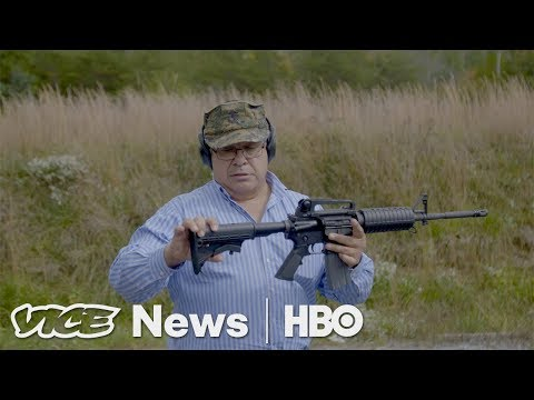 The ATF Can't Ban Bump Stocks Without Congress (HBO)