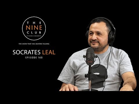 Socrates Leal | The Nine Club With Chris Roberts