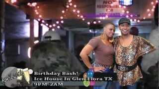 Marketa & Texas Slim Birthday Bash (April 20th`2013)