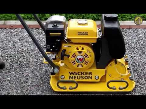 Wacker MP 15 Виброплита бензиновая