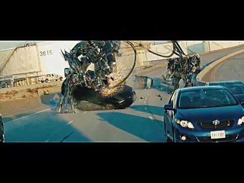Transformers Dark Of The MoonBreaking Benjamin Had Enough