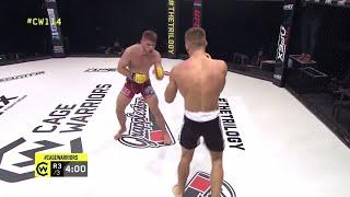 CW114: Michal Figlak vs Oban Elliott
