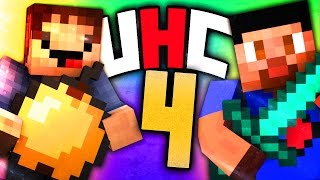 Minecraft UHC #4 (Season 18) - ULTRA HARDCORE