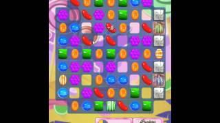 Candy Crush Saga Level 198 - No Boosters