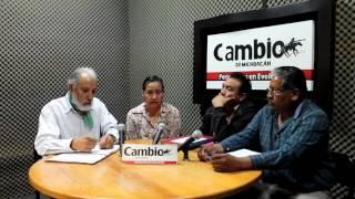 VOCES DE CAMBIO: Suspención o abrogacion de la Reforma Educativa