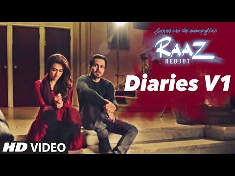 Raaz Reboot Diaries - V1 | Raaz Reboot | Emraan Hashmi, Kriti Kharbanda & Gaurav Arora