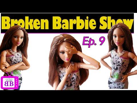 BARBIE SERIES *MATURE AUDIENCES* Broken Barbie  Season 1  Episode 9