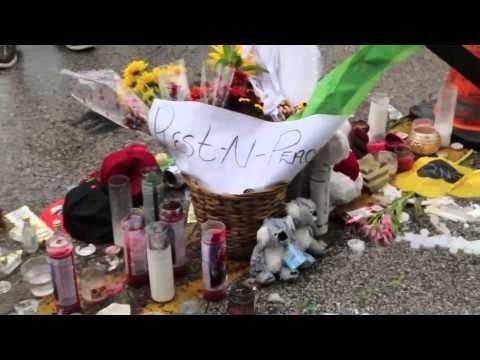 Anniversary of Mike Brown's death