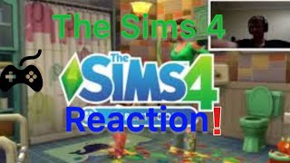 The Sims 4 Trailer (2018) reaction