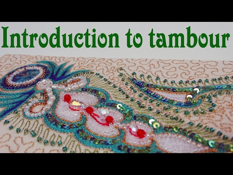 What Is Tambour Embroidery? Find Out Here!