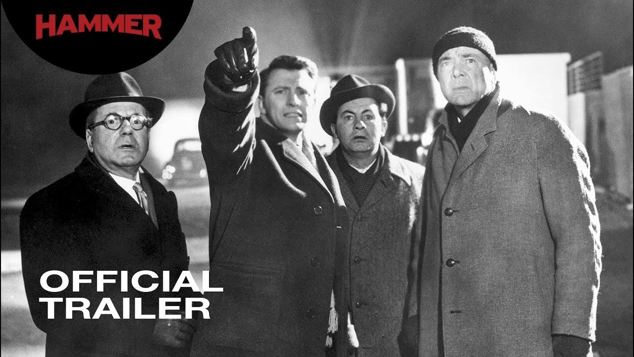 X The Unknown / Original Theatrical Trailer (1956)