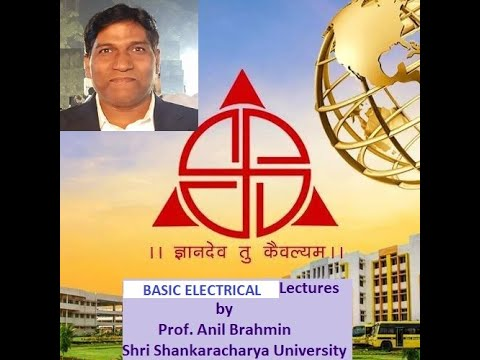 ATTRACTION TYPE MOVING IRON INSTRUMENT by Prof Anil brahmin EEE1