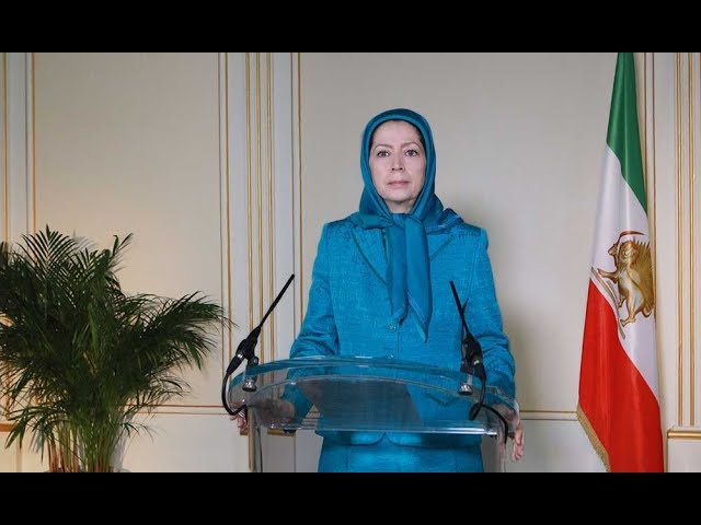 Maryam Rajavi:Dealing with the clerical regime is against people of Iran& global peace and security