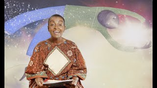 Sing to the moon read by Adjoa Andoh | Tata Storytime. Kids stories read aloud