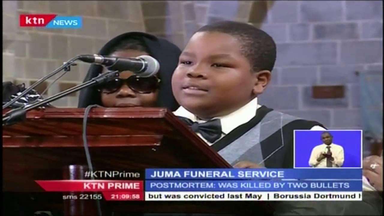 Download The widow of Jacob Juma has accused police of dragging their feet in the hunt for Juma's killers