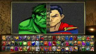 DC vs Marvel: Universe SP