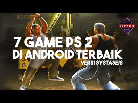 7 Game PS2 Di Android Terbaik