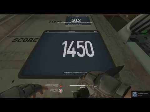 Dirty Bomb - Assault Course Cobalt By Dazz3601