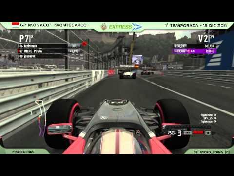 F1BADIA EXPRESS - GP MONACO - MONTECARLO