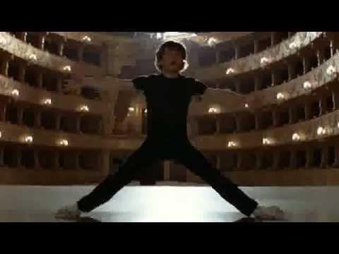 Mikhail Baryshnikov in White Nights_ So moving dance