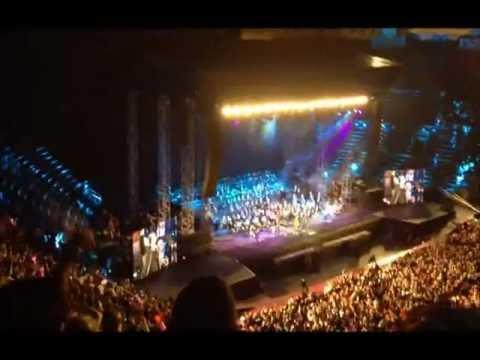 Arena di Verona 16\9\2012 Modà Viva i Romantici