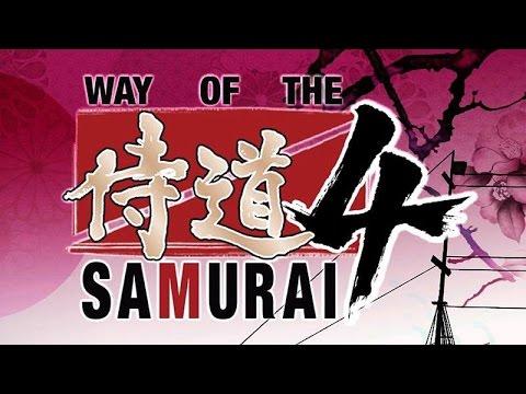 Way of the Samurai 4 All Cutscenes (Game Movie) 1080p HD