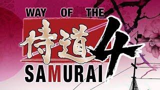 Way of the Samurai 4 – The Movie / All Cutscenes 【1080p HD】