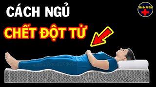 Khi Ngủ TUYỆT ĐỐI CẤM Làm 10 Thứ Này Kẻo Chết Oan