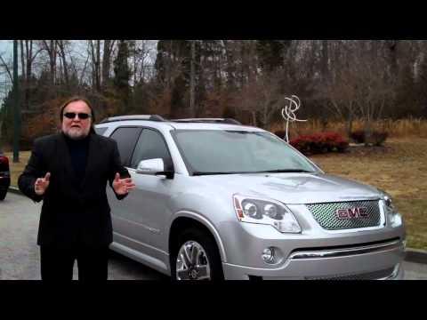 Car Concerns Radio Reports: 2011 GMC Acadia Denali