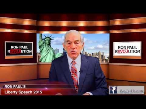 Ron Paul: The State of Liberty 2015
