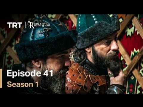 Download Ertugrul Ghazi Urdu Episode 41 Season 1 In Urdu Dubbed
