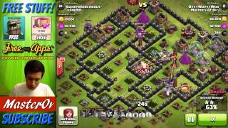 Clash Of Clans BEST NEW ATTACK STRATEGY PoV! Epic Attacks Raiding TH10 Bases! YouTube