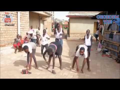 MUSIK + GOYANGAN VERSI AFRICA [MANTAP]