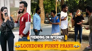 Lockdown Funny Prank Videos😂  Viral Prank Tiktok Videos Trending Comedy Pranks - HD