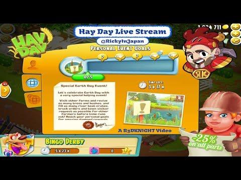 Hay Day Live Stream 2019 #26