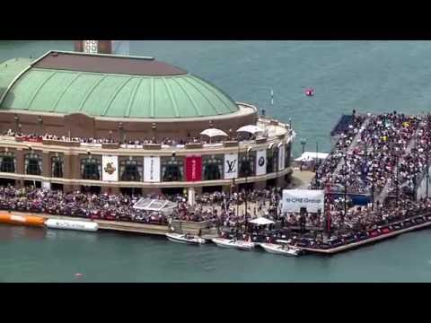 America's Cup Chicago Sunday Recap, June 12 2016