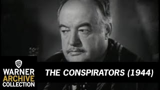 The Conspirators (Original Theatrical Trailer)