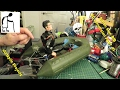 Action Man RIB RC conversion PART #1