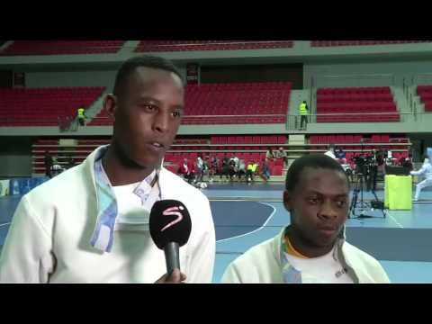 All Africa Games - South Africa Fencing