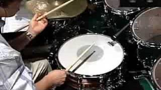 ドラム教則DVD『手数王 ~KOZO SYSTEM EXERCISES~/菅沼孝三』サンプル動画