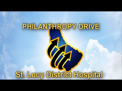 WE GATHERIN - Philanthropy Drive - St Lucy District Hospital