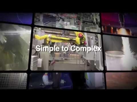 Industrial Advertising Video Demo