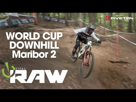 41040a2d6be Maribor World Cup Downhill 2 - Vital RAW - YouTube