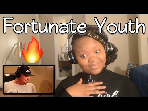 Fortunate Youth- Burn One (Audiotree) REACTION!!!