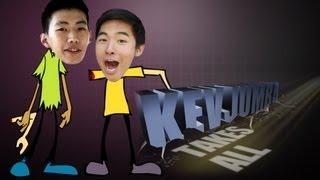 KevJumba Takes on Zombies w/ Jay Park