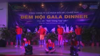 DANCE - FULL DỄ NHẢY BẮC KIM THANG + AH YEAH + OH MY CHUỐI ... (VIETFRIEND.TEAM)