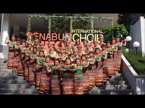 D'B3 VOICE UNHAS - Penabur International Choir Festival 2017