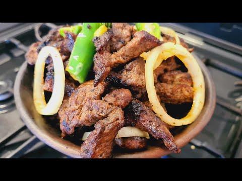 ዝልዝል ጥብስ አስራር ፍጣና ተበልቶ  የማይጠገብ beef tibs Ethiopian food @zed kitchen