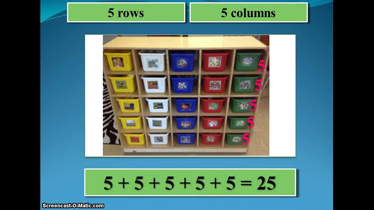 hight resolution of Real Life Arrays By Miss DuBose - YouTube
