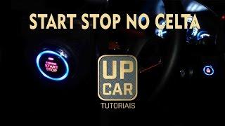 Instalação Start Stop RFID Celta